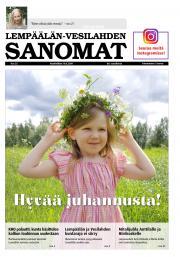 Lempäälän-Vesilahden Sanomat 19.6.2019
