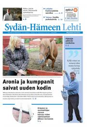 Sydän-Hämeen Lehti 25.09.2012