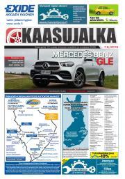 Kaasujalka Itä-Suomi