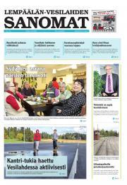 Lempäälän-Vesilahden Sanomat 27.09.2012