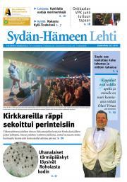 Sydän-Hämeen Lehti 10.7.2019