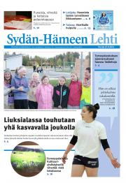 Sydän-Hämeen Lehti 28.09.2012