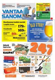 Vantaan Sanomat (itä)