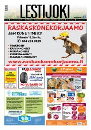 Lestijoki-lehti