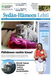 Sydän-Hämeen Lehti 24.7.2019