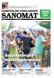 Lempäälän-Vesilahden Sanomat 24.7.2019