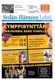 Sydän-Hämeen Lehti 05.10.2012