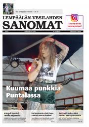 Lempäälän-Vesilahden Sanomat 31.7.2019