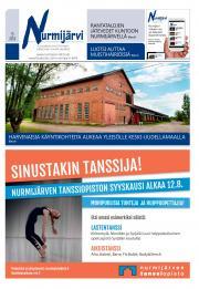 Nurmijärvi-lehti