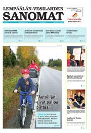Lempäälän-Vesilahden Sanomat 08.10.2012