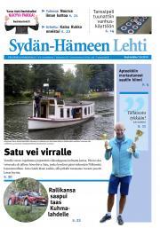Sydän-Hämeen Lehti 7.8.2019