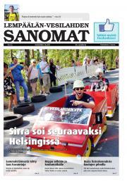 Lempäälän-Vesilahden Sanomat 7.8.2019