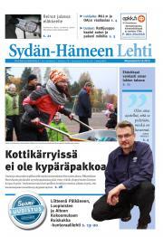 Sydän-Hämeen Lehti 09.10.2012