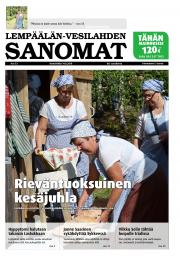 Lempäälän-Vesilahden Sanomat 14.8.2019