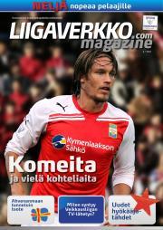 Liigaverkko Magazine