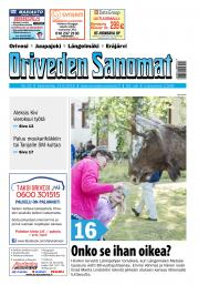 Oriveden Sanomat 14.8.2019