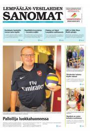 Lempäälän-Vesilahden Sanomat 11.10.2012