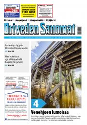Oriveden Sanomat 21.8.2019