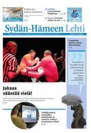 Sydän-Hämeen Lehti 12.10.2012