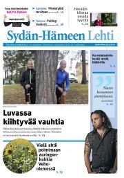 Sydän-Hämeen Lehti 28.8.2019