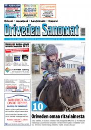 Oriveden Sanomat 28.8.2019