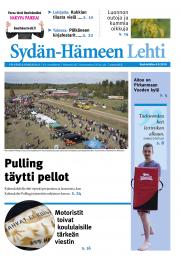 Sydän-Hämeen Lehti 4.9.2019