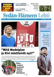 Sydän-Hämeen Lehti 11.9.2019