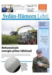 Sydän-Hämeen Lehti 19.10.2012