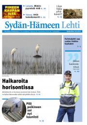 Sydän-Hämeen Lehti 18.9.2019