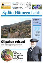 Sydän-Hämeen Lehti 25.9.2019