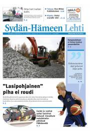 Sydän-Hämeen Lehti 23.10.2012