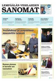 Lempäälän-Vesilahden Sanomat 25.10.2012