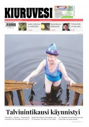 Kiuruvesi-lehti