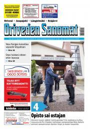 Oriveden Sanomat 16.10.2019