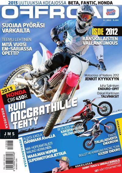 OFFROADPro 8/2012