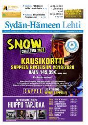 Sydän-Hämeen Lehti 23.10.2019