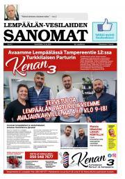 Lempäälän-Vesilahden Sanomat 23.10.2019