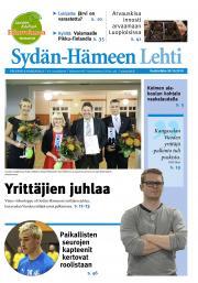 Sydän-Hämeen Lehti 30.10.2019