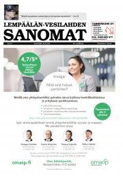 Lempäälän-Vesilahden Sanomat 30.10.2019