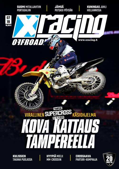 Xracing OFFROADPro 07/2019
