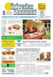 Oriveden Sanomat 30.10.2012