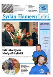 Sydän-Hämeen Lehti 31.10.2012