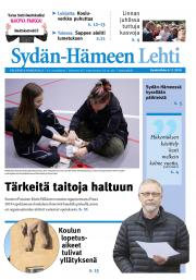 Sydän-Hämeen Lehti 6.11.2019