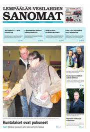 Lempäälän-Vesilahden Sanomat 01.11.2012