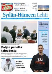 Sydän-Hämeen Lehti 13.11.2019