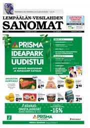 Lempäälän-Vesilahden Sanomat 13.11.2019