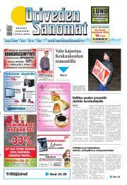 Oriveden Sanomat 01.11.2012