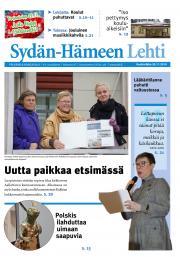 Sydän-Hämeen Lehti 20.11.2019