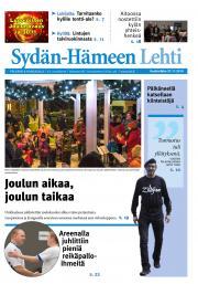 Sydän-Hämeen Lehti 27.11.2019