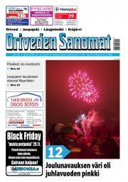 Oriveden Sanomat 27.11.2019